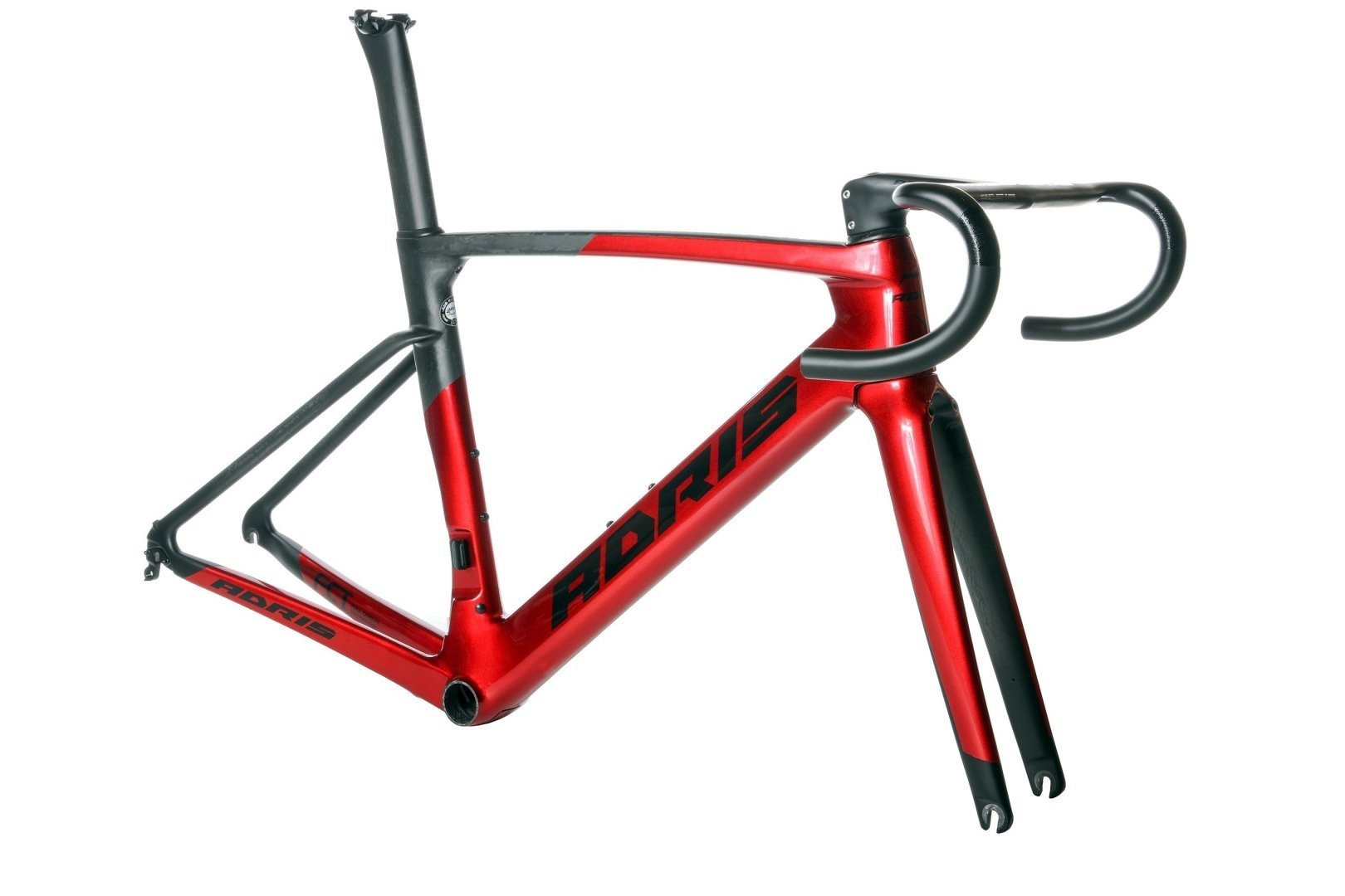 CADRE ADRIS STREAMLINE CARBON RED