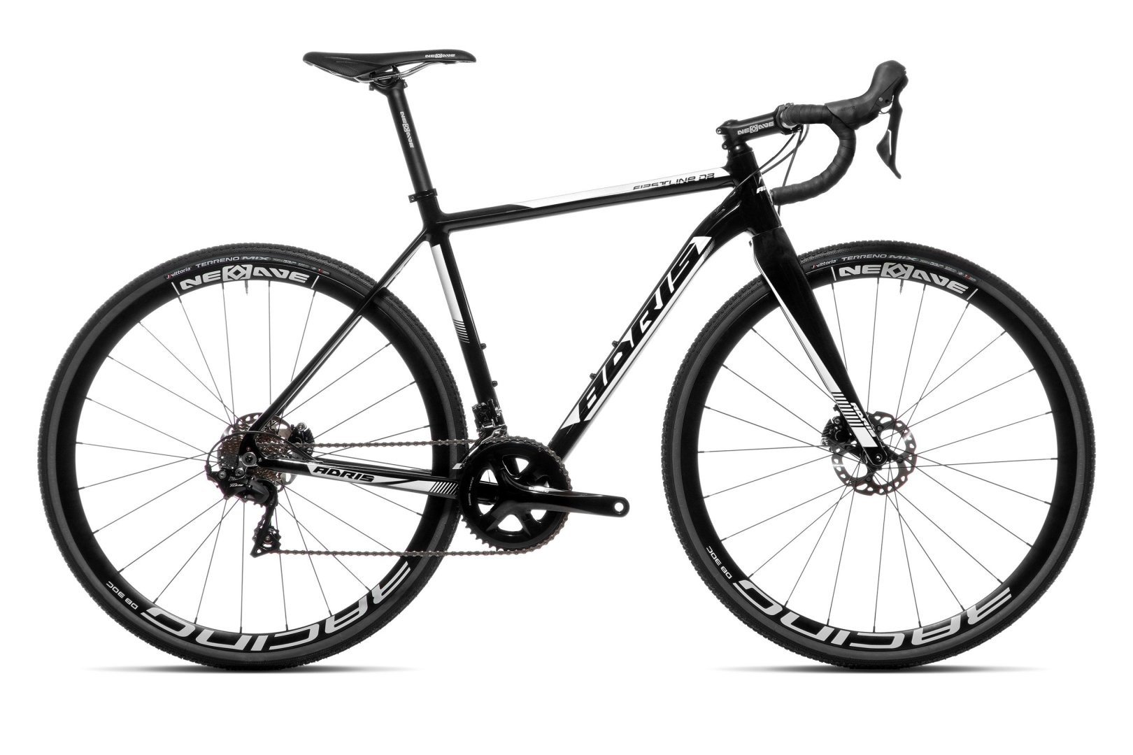 VELO ADRIS FIRSTLINE CX 3.2 DISC SHIMANO 105 R7020 11V